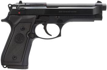 Beretta 92 M-9 9mm Semiautomatic Pistol