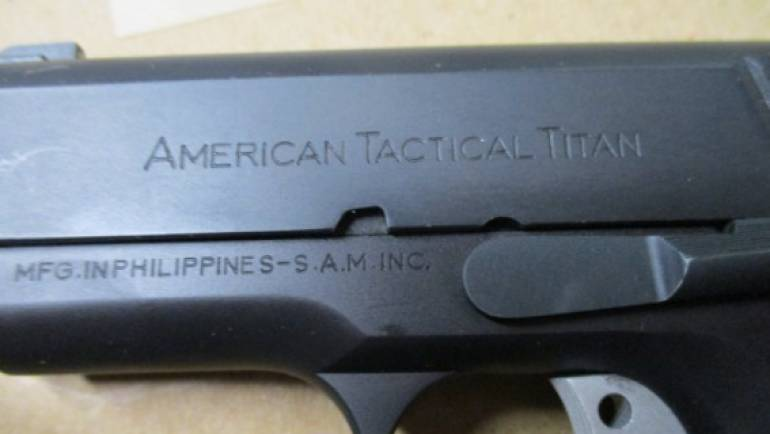 Everything you need to know about American Tactical Titan 1911