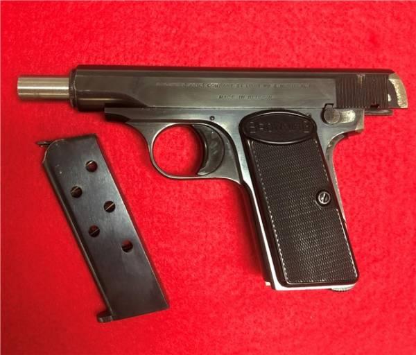 FN Browning Model 1910
