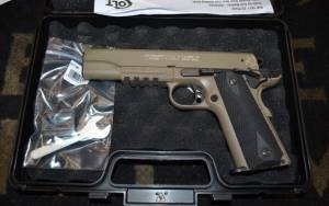 Walther Colt 1911